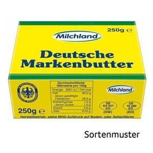 Butter frisch 250G