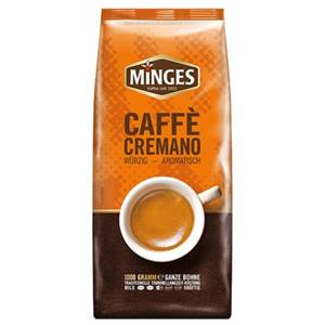 Minges Cafe Cremano ganze Bohne