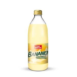 Immergut Bananen Milch 0,5l