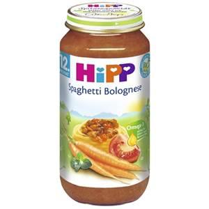 Hipp Bio Spaghetti Bolognese 250g