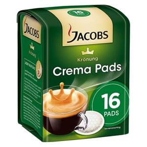 Jacobs Krönung Strong Pads