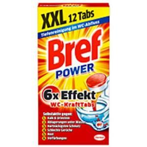 BREF POWER WC-KRAFT TABS 12ER