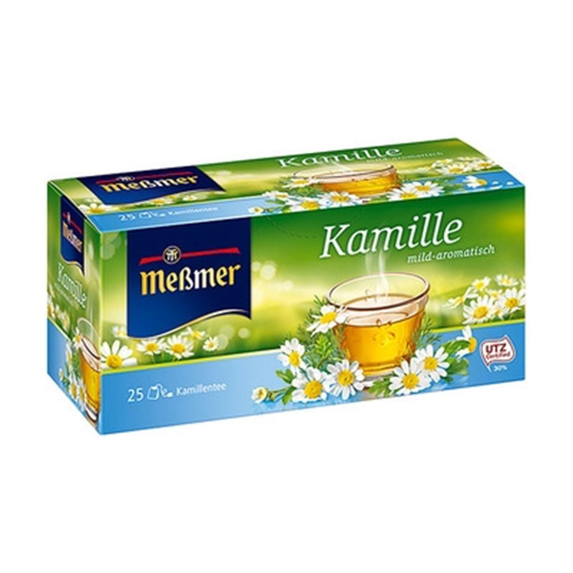 Meßmer Kamille                   25x1,5g