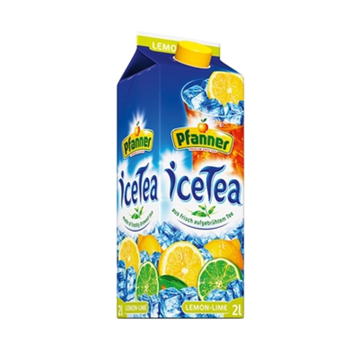 Pfanner Eistee Lemon