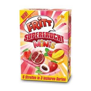 Fritt Superfrucht Minis 40g