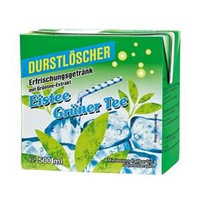 Durstlöscher Eistee Grüner Tee