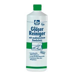 BECHER GLAESERREINIGER 1L