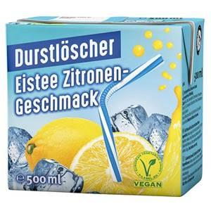 Durstl. Eistee Zitrone