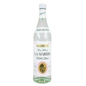La Mariba weisser Rum 37,5%