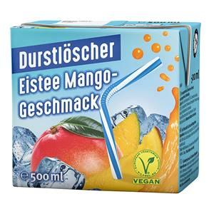 Durstlöscher Eistee Mango