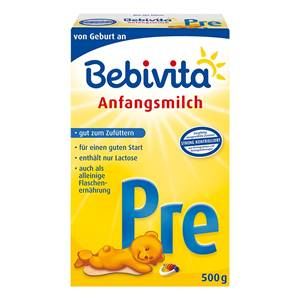 Bebivita PRE Anfangsmilch 500g
