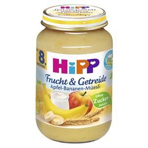 Hipp Bio Apfel Bananen Müsli 190g