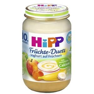 Bio Hipp Joghurt auf Früchten 160g