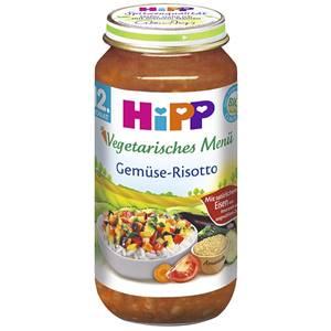 Hipp Bio Gemüse-Risotto 250g