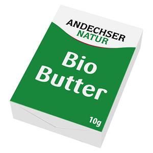 Andechser Bio Süßrahm-Butter 10g