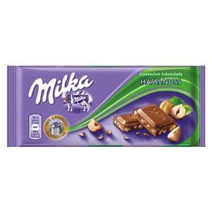 Milka Haselnuss 100g