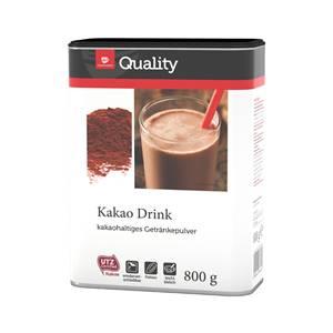 Transgourmet Quality Kakao Drink, UTZ-zertifiziert