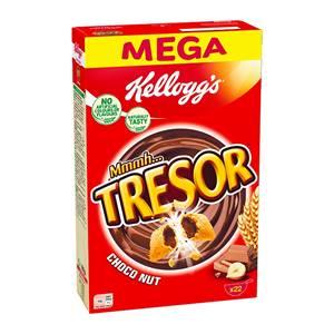 Kellogg`s Tresor Choco-Nougat 660g