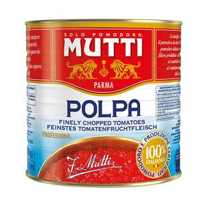 Mutti Polpa Fine 2650ml