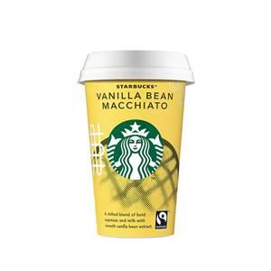 Vanilla Bean Macchiato ´Starbucks´ 220ml