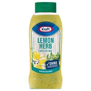 Kraft Dressing Lemon & Herb