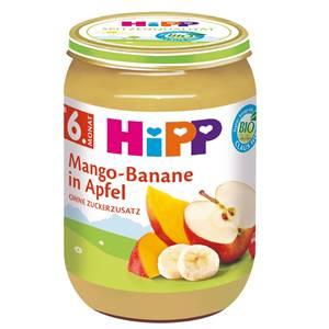Hipp Mango-Banane in Apfel