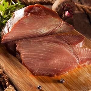 Thunfisch-Loin geräuchert