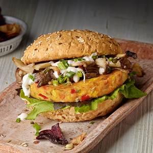 Salom.Sunny Veggie Burger TK 20x130g