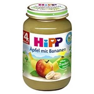 Bio Hipp Apfel mit Banane