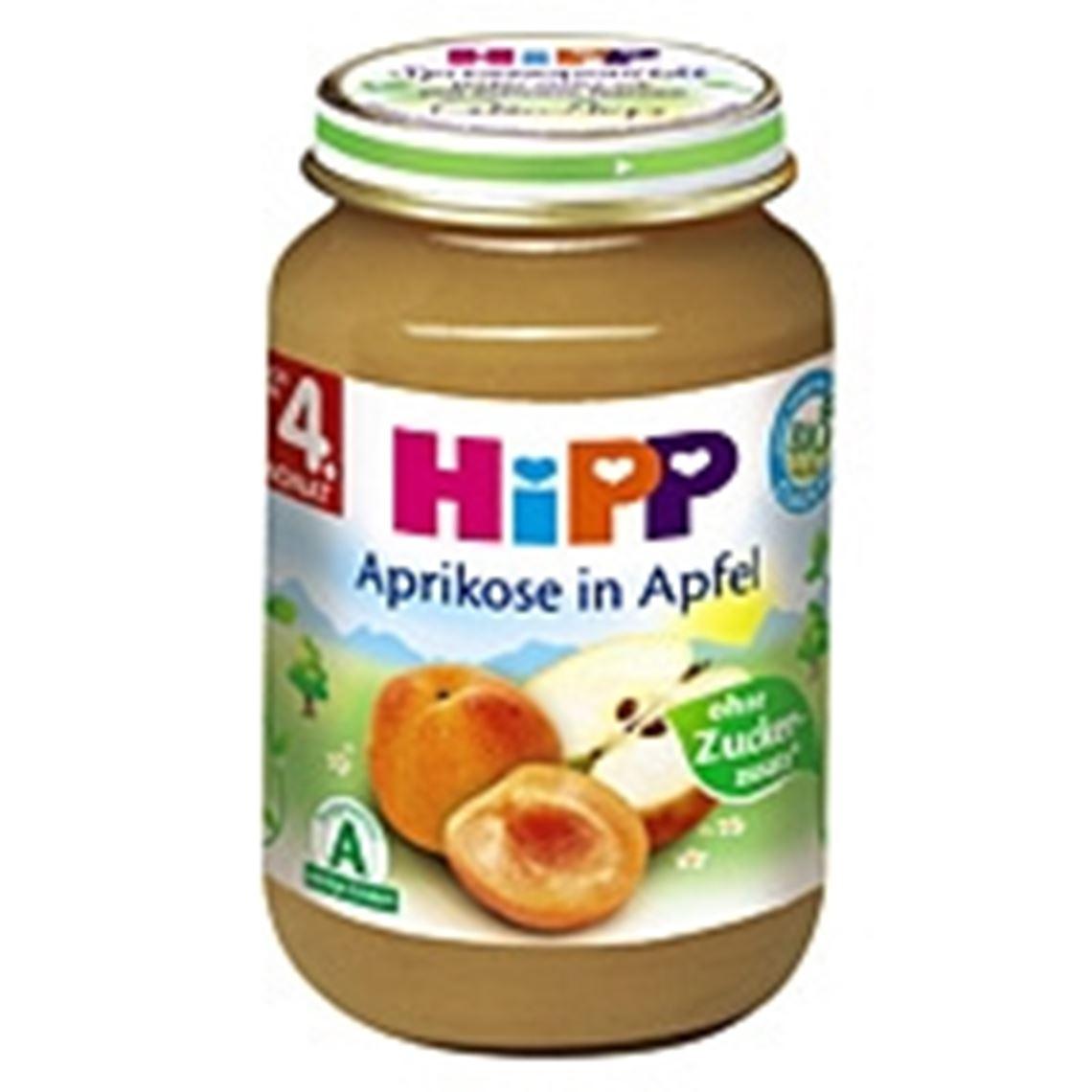 BIO HIPP APRIKOSE IN APFEL
