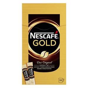 Nescafé Gold 10 Stück