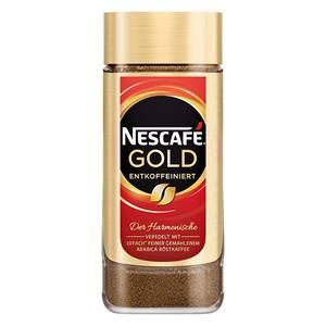 Nescafé Gold entkoffeiniert