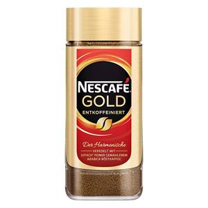 Nescafè Gold Instant entcoffeiniert 100g