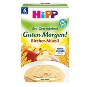 Bio Hipp Bircher Müsli Brei