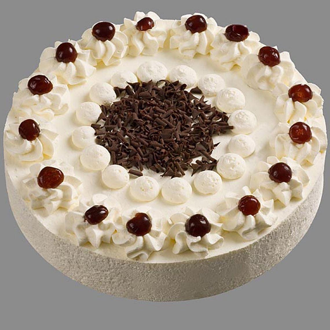 Schwarzwälder Kirsch Torte Gastro 1600g