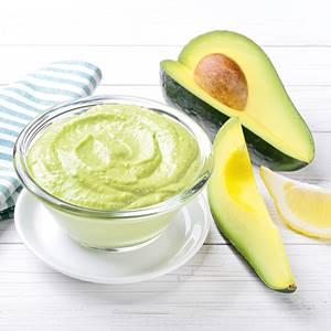 Natürliche Avocado-Pulpe Tk TGQ