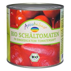 Bio Schältomaten in Saft 2650ml