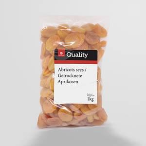 Aprikosen ohne Stein getrocknet TGQ