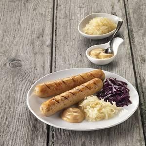 Quorn Bratwurst vegetarisch