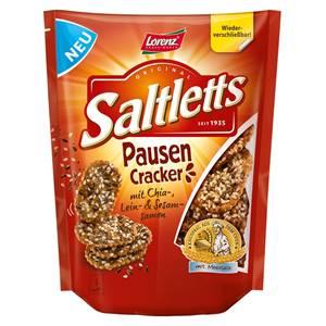 Saltletts Pausen-Cracker 100g