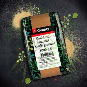 Transgourmet Quality Knoblauchgranulat