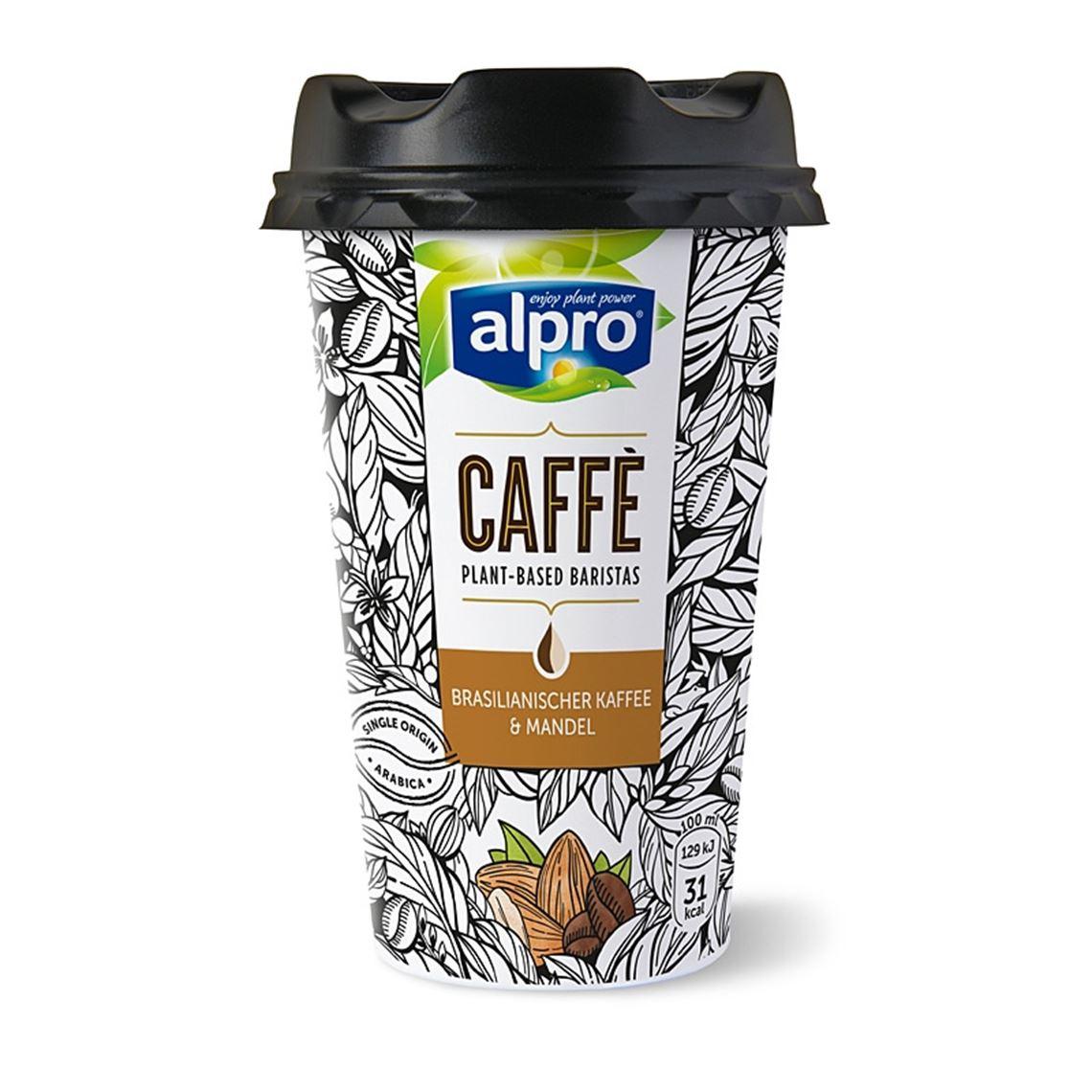 Alpro Brasilianischer Kaffee & Mandel vegan 235ml