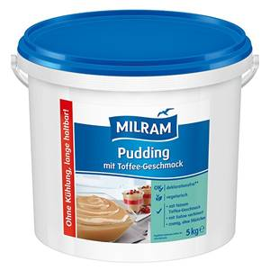 PUDDING TOFFEE 4,2% MIL.5KG