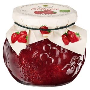 Bio Fruchtaufstrich Erdbeere  610g