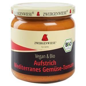 Bio Brotaufstrich mediterranes Gemüse Tomate 360g