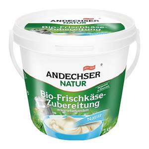Bio Frischkäse-Zubereitung Natur 65% 1kg