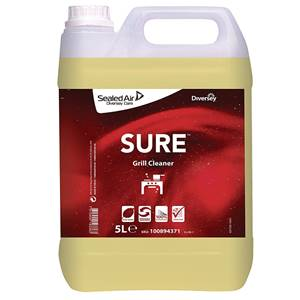 Sure Grill Cleaner 5l