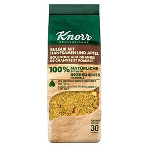 Knorr Bulgur mit Hanfsamen & Apfel 650g
