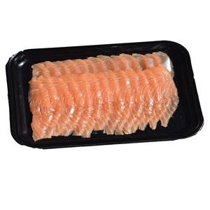 Lightly Smoked Räucherlachs-Streifen Sushi-Cut