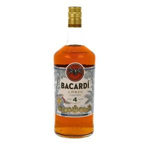 Bacardi Anejo Cuatro 4 Jahre 40%